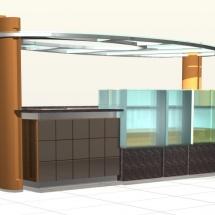 Quiosque Cafeteria Barão do Grão