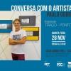 Conversa com o artista Paulo Gobbi