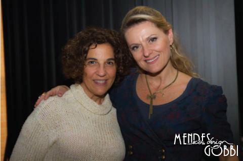 Maria Lúcia e Simone - foto por Mariana Moro