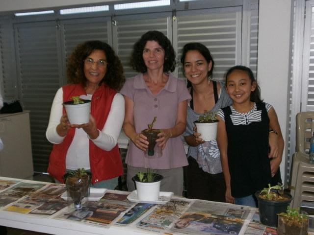 Maria Lúcia, Esmeralda, Juliana